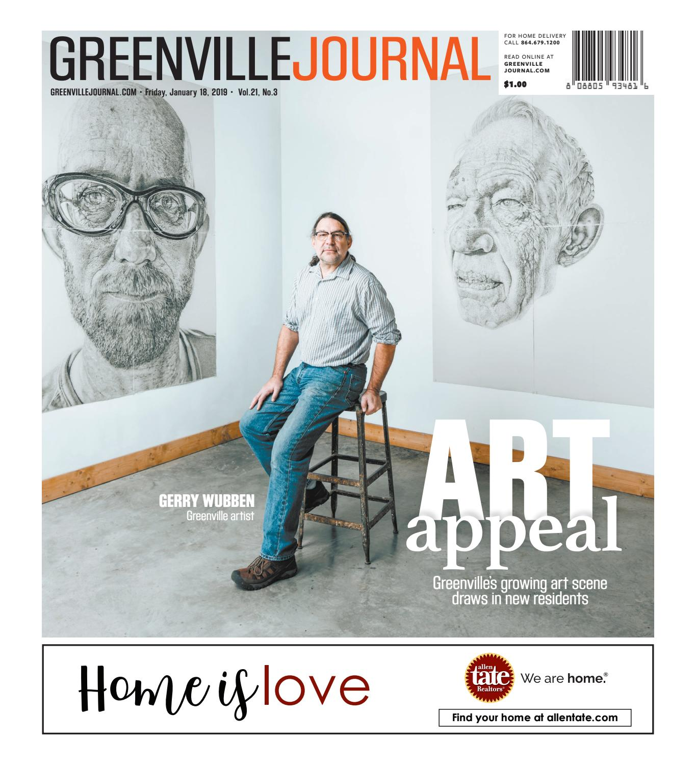 January 18, 2019 Greenville Journal by Community Journals