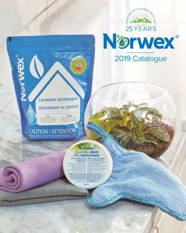 BRAND NEW Norwex Kitchen Towel SEA MIST light green cleaning FREE SHIPPING