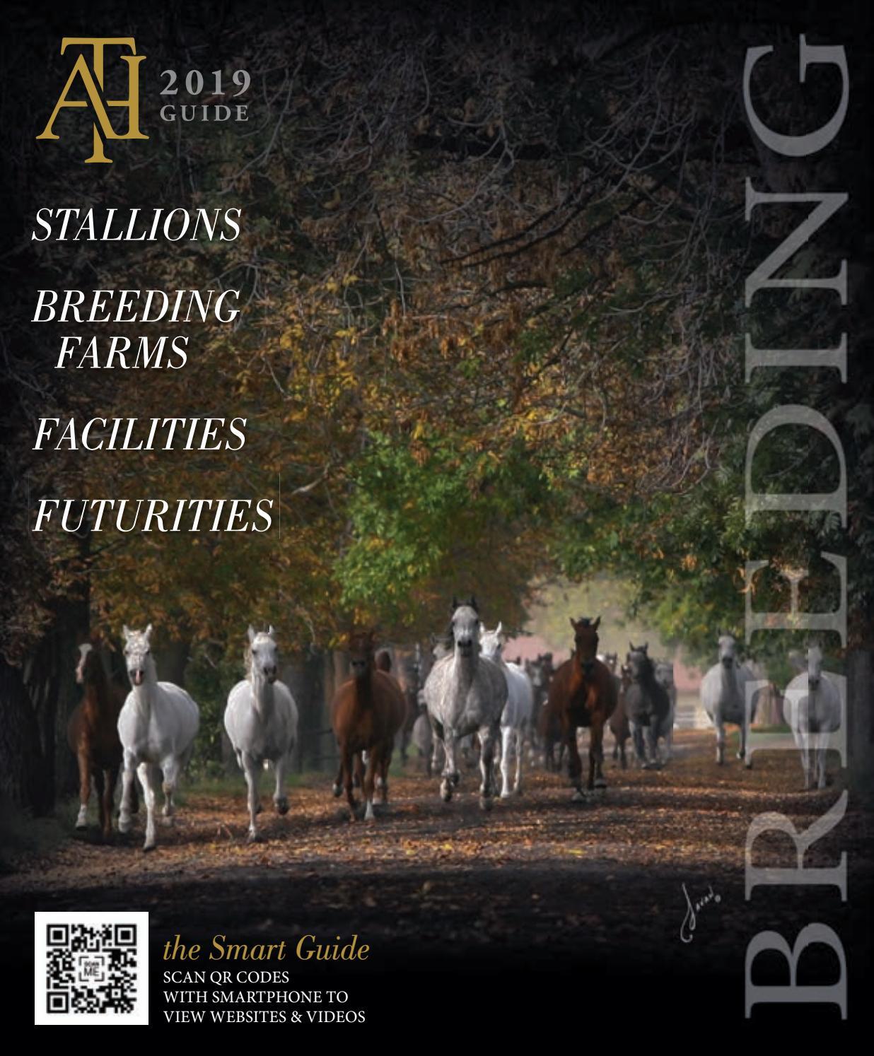 2019 Aht Breeding Guide Published In Arabian Horse Times By Arabian Horse Times Issuu