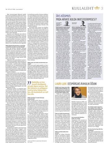 Page 3 of Lauri Luik: Eesmärgiks rahulik ööuni