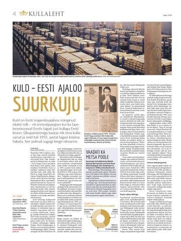 Page 4 of Kuld - Eesti ajaloo suurkuju