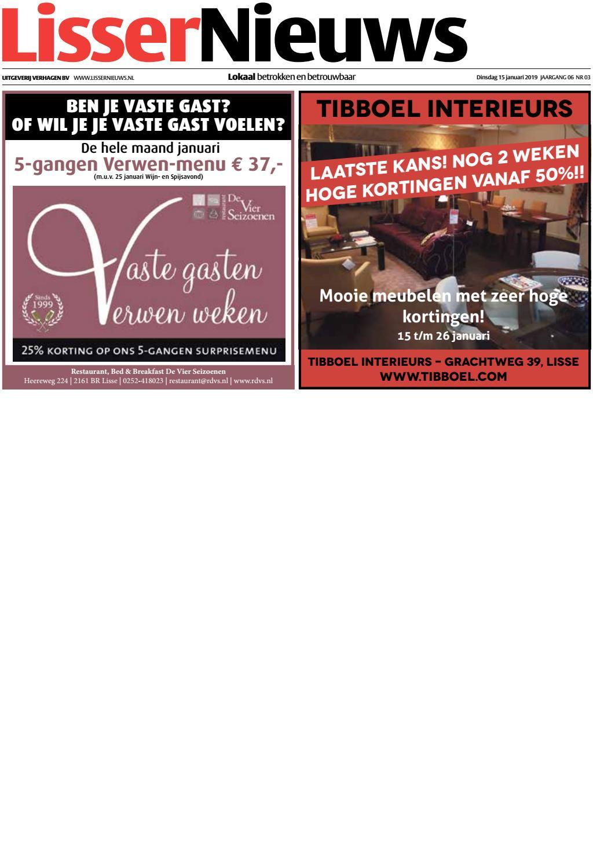 Ln Week 03 19 By Uitgeverij Verhagen Issuu