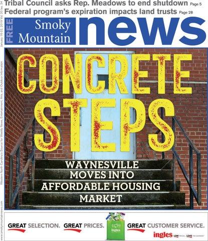 f2eb1fc9eac2 SMN 01 16 19 by Smoky Mountain News - issuu