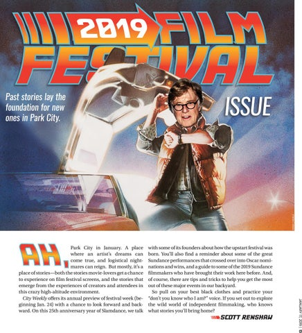 Page 12 of 2019 Film Festival Issue