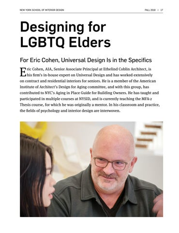 Page 19 of Designing for LGBTQ Elders