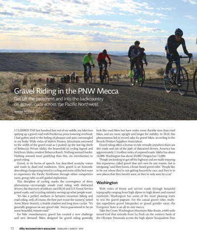 Page 74 of Gratifying Gravel Rides of the PNW