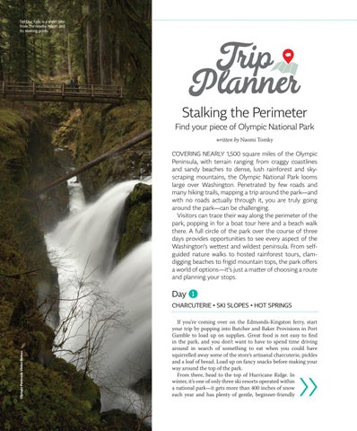 Page 80 of Trip Planner: Olympic National Park