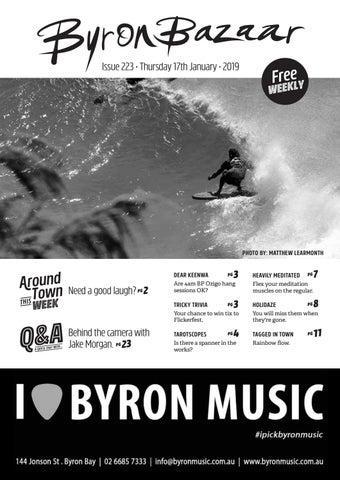 daef15e246 Byron Bazaar 17th January 2019 by Byron Bazaar - issuu