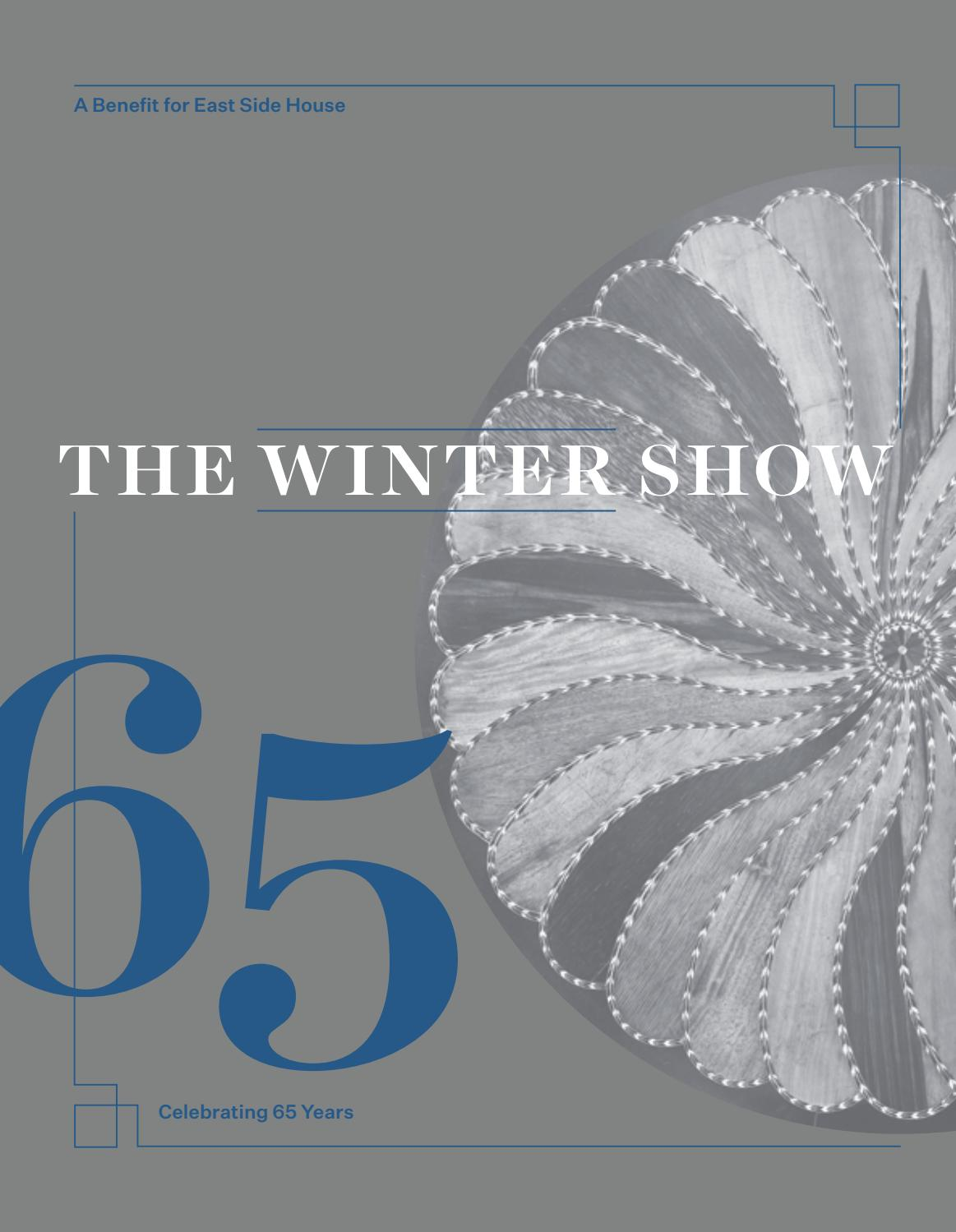 The Winter Show 2019 Catalogue By The Winter Show Issuu