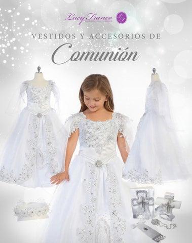 22393efa8 Vestidos y Accesorios de Primera Comunion. by lucyfranco lasvegas ...