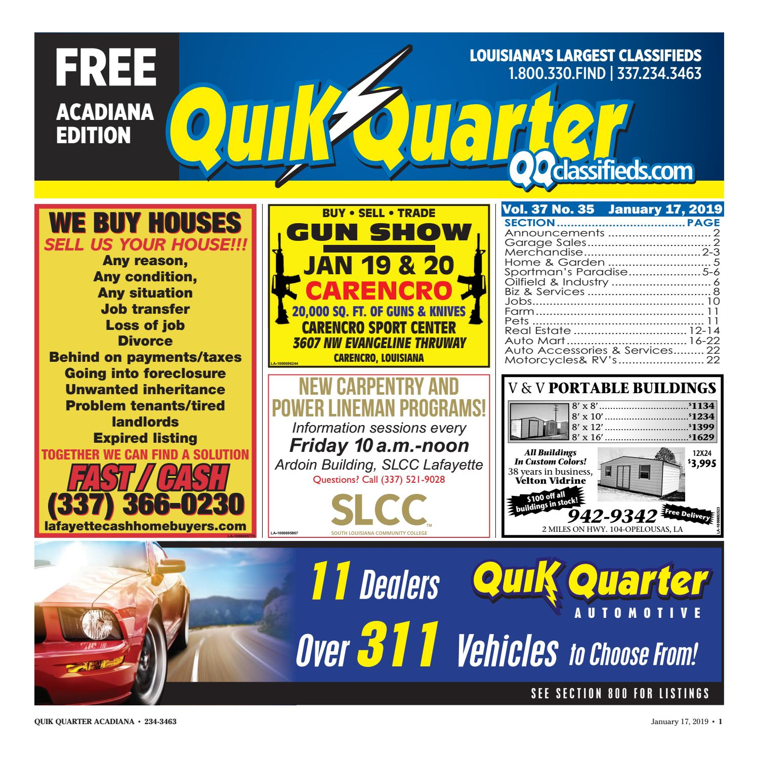 QQ Acadiana_01 17 2019 by Part of the USA TODAY NETWORK - issuu