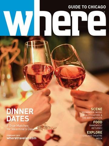 25e707909458 Where Magazine Chicago Feb 2019 by Morris Media Network - issuu