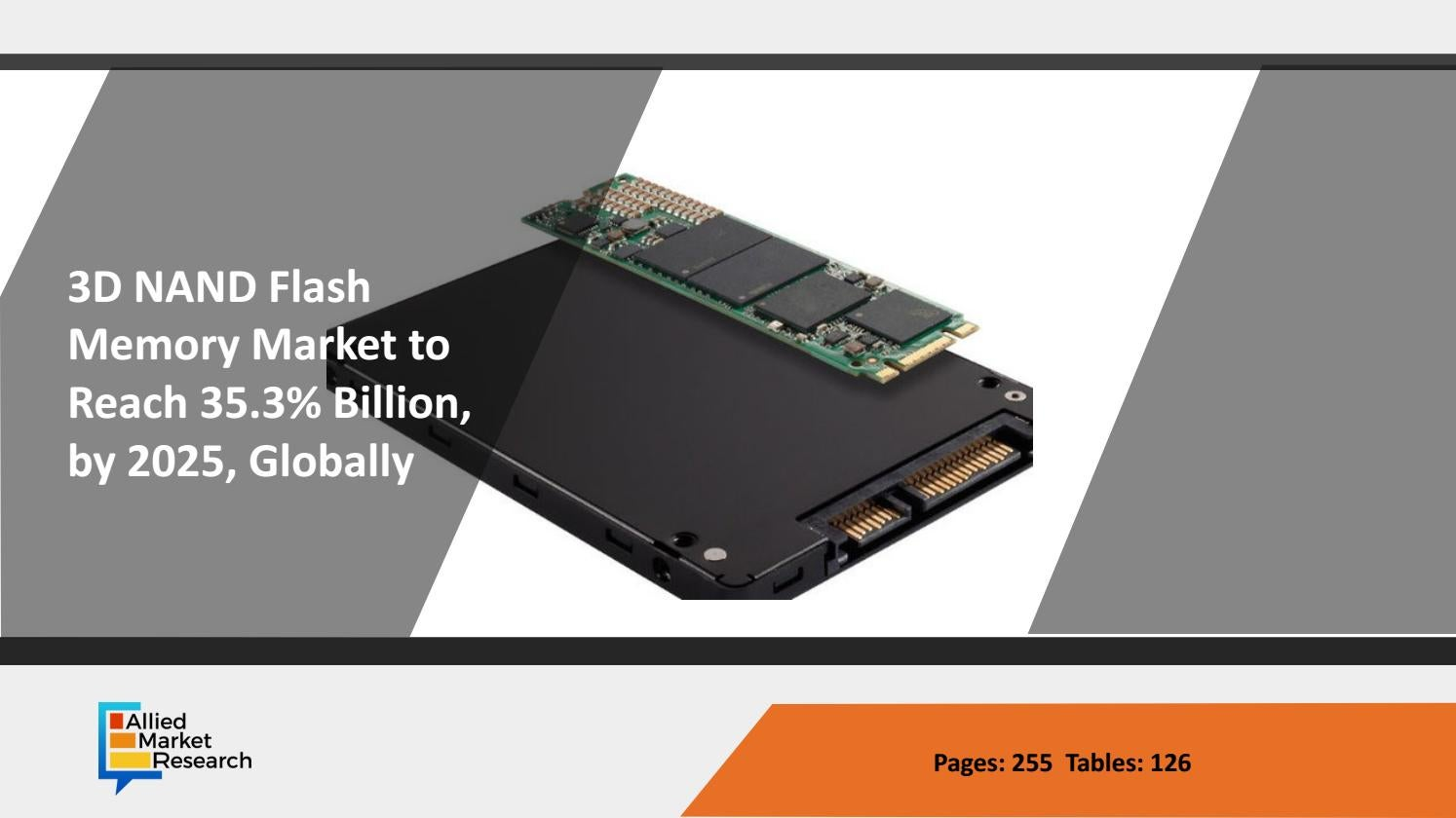 3D NAND Flash Memory Market Size, Share and Industry
