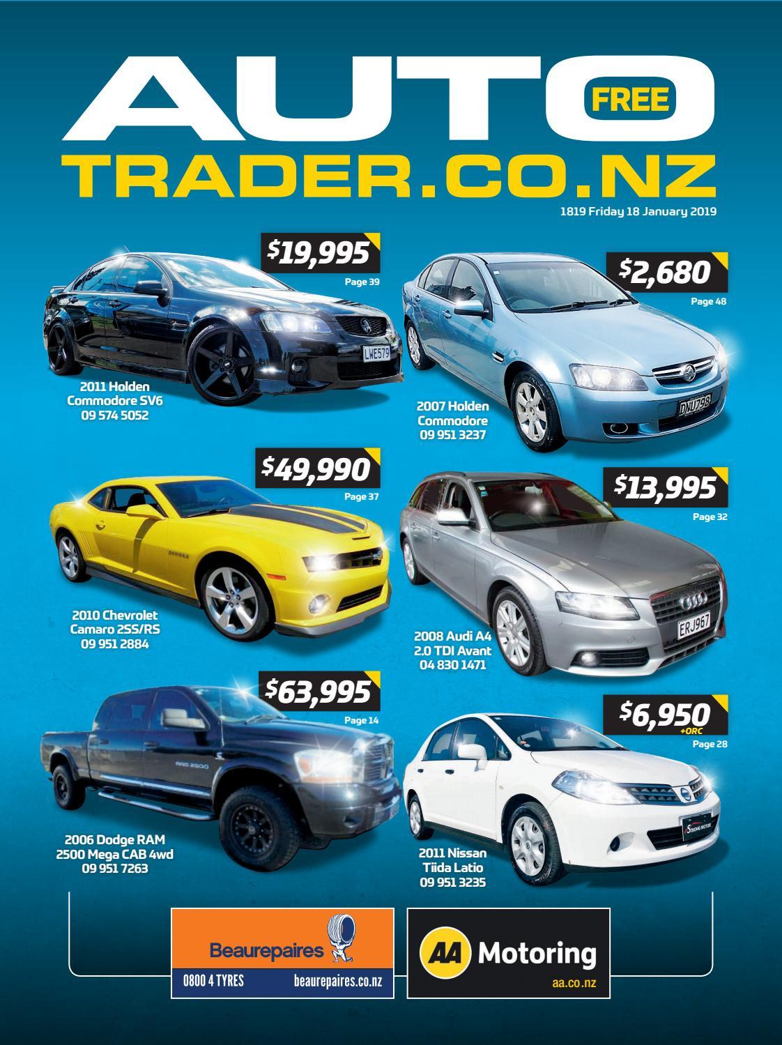 Autotrader NZ - Issue 1819 by AutotraderNZ - issuu