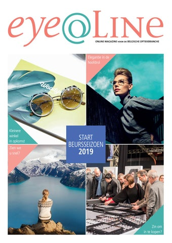 6354d1e6c5aacf Eye line Vlaanderen Pre Be-Optic 2019 by LT Media - issuu