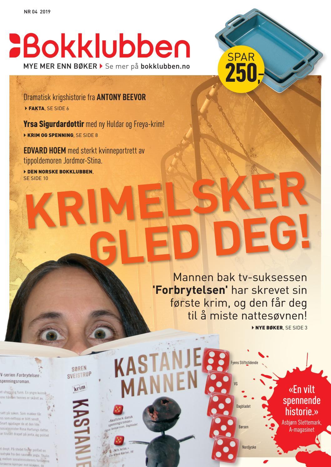 8ff34ef2 Bokklubben - Medlemsblad nr 04, 2019 by De norske Bokklubbene - issuu