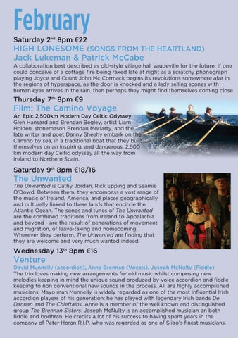 Page 10 of Performances @thedockarts