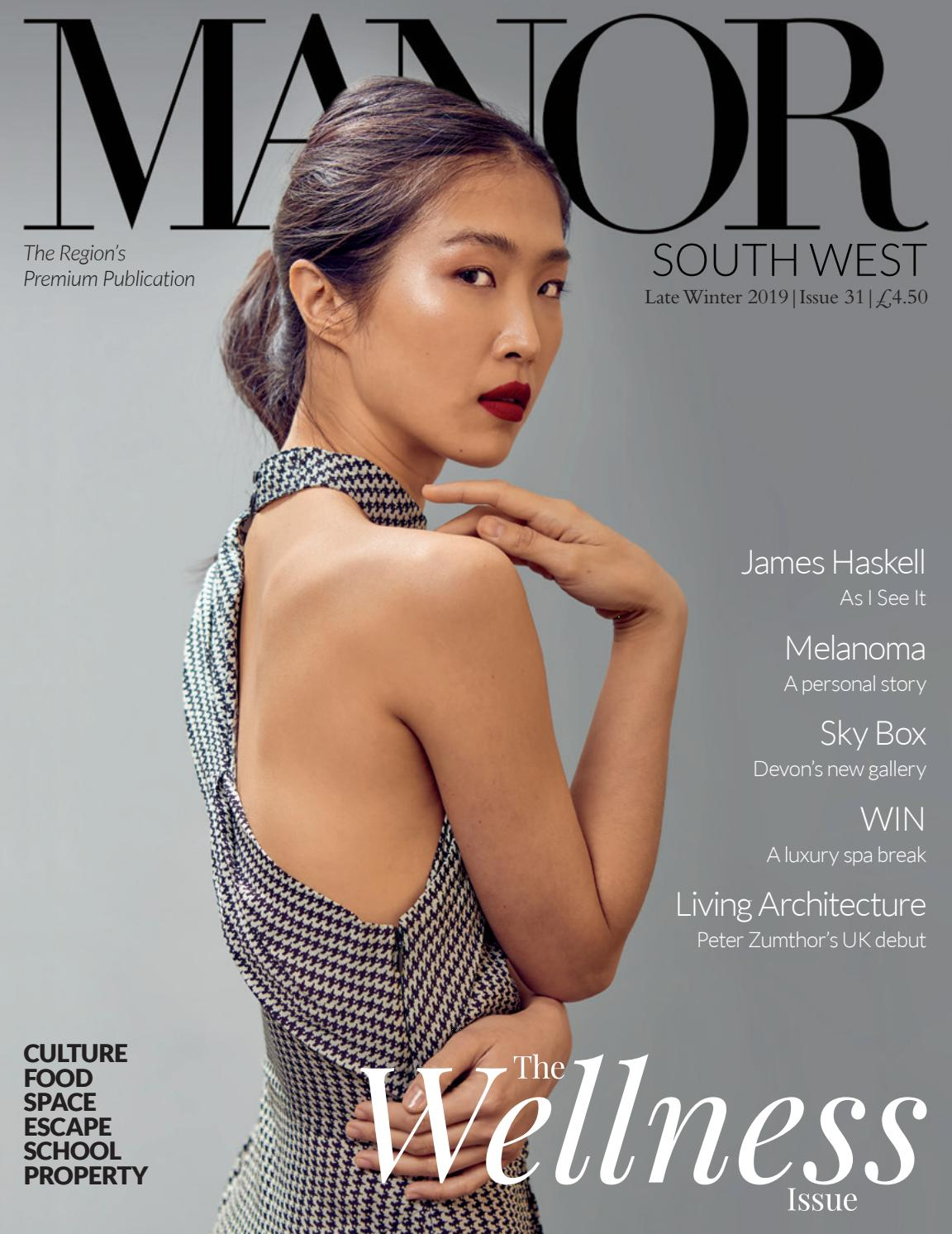 af3e0ea1f4 MANOR Issue 31 - The Wellness Issue by MANOR - issuu