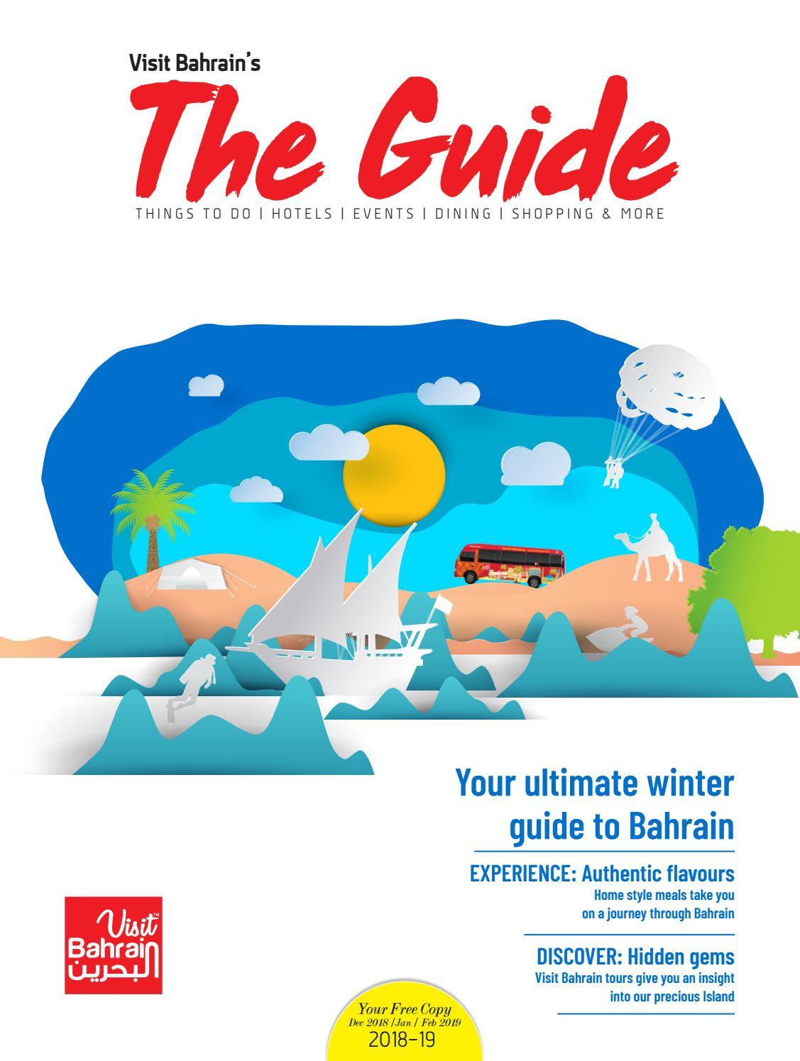 The Guide By Visit Bahrain