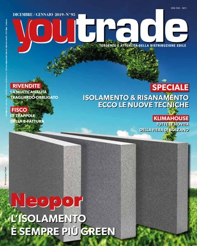 YouTrade Dicembre-Gennaio 2019 by Virginia Gambino Editore Srl - issuu a4bc72d5645a