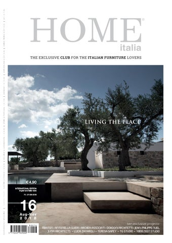 Home Italia 16th Edition by HOME Italia issuu