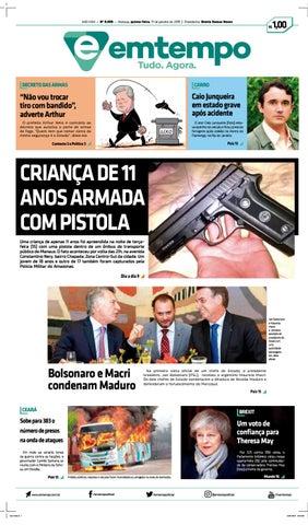 b7fc69087 Em Tempo - 17 de Janeiro de 2019 by Amazonas Em Tempo - issuu