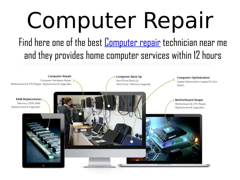 Computer Repair Trending News