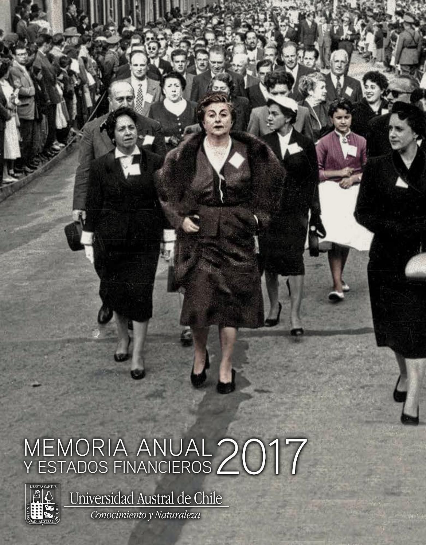 Memoria UACh 2017 by Orquesta de Camara Valdivia - issuu a6dc5b6ef00