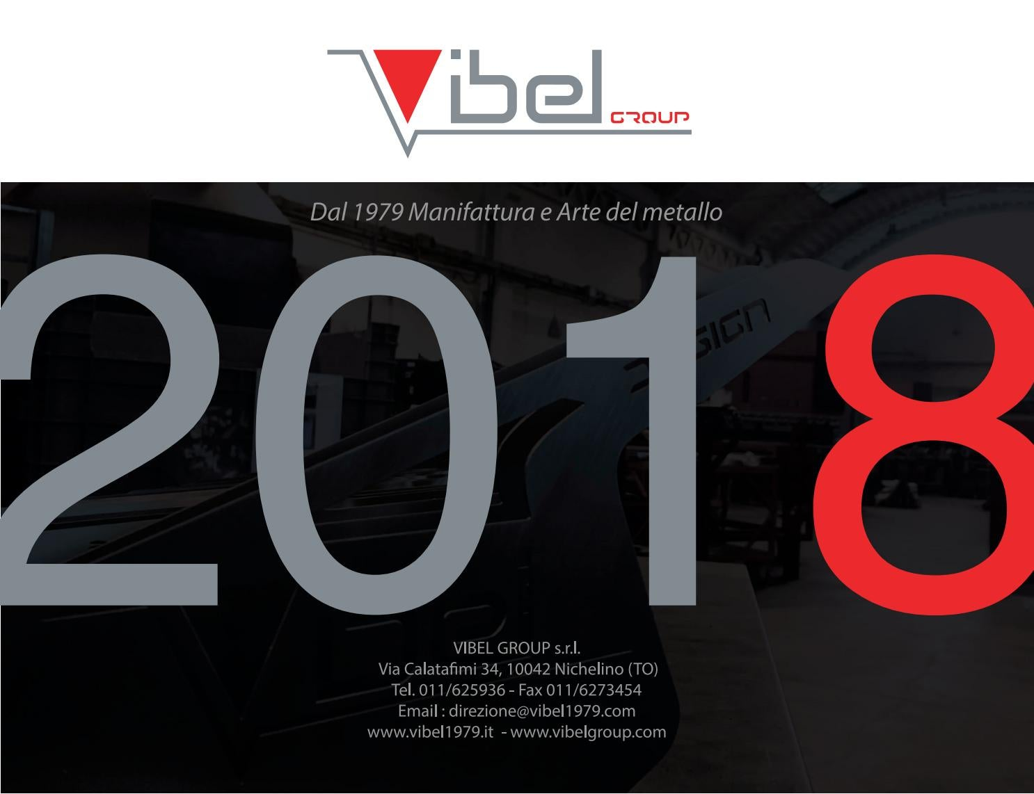 Calendario Del 1979.Calendario Vibel Group 2018 By Vibel Group Issuu