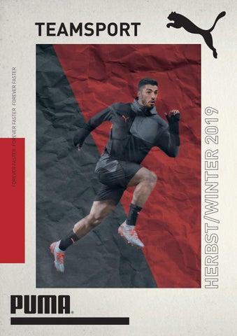 2ef3dcd4a Puma Teamsport Katalog 2019 by Hofbauer Teamsport Simbach - issuu