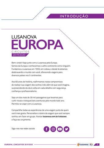 Europa 2019-2020 by Gustavo Sapienza - issuu 457650f0140