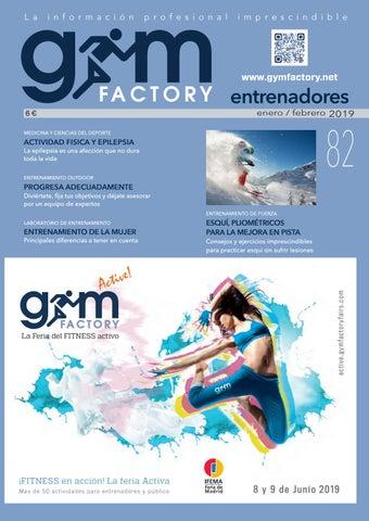 c666e8a817d9 Gym Factory Entrenadores Nº82 by Gym Factory Magazine - issuu