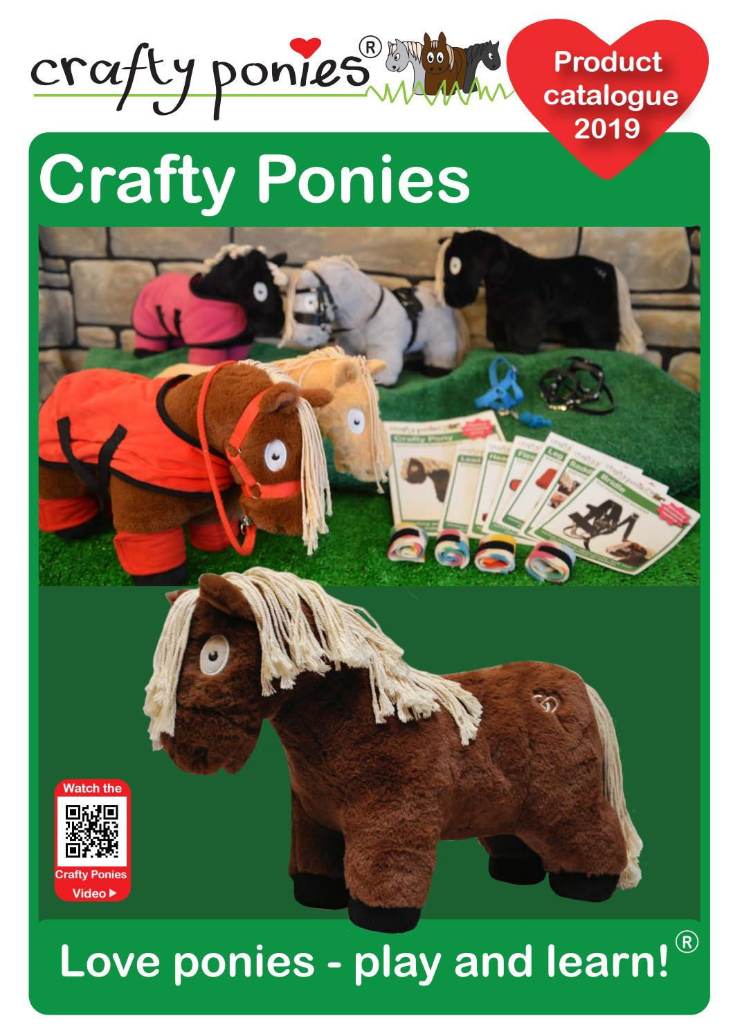 Crafty Ponies Product Catalogue 2019 By
