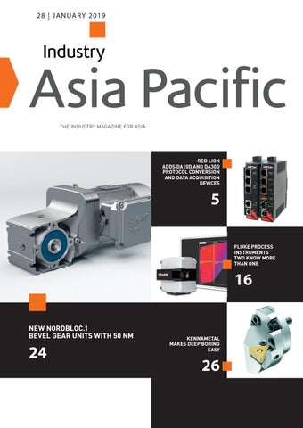 Industry Asia Pacific 28