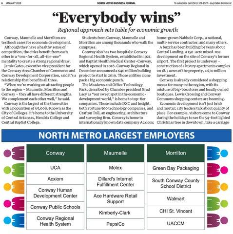 Page 6 of Everybody wins: Regional approach aids economic development efforts