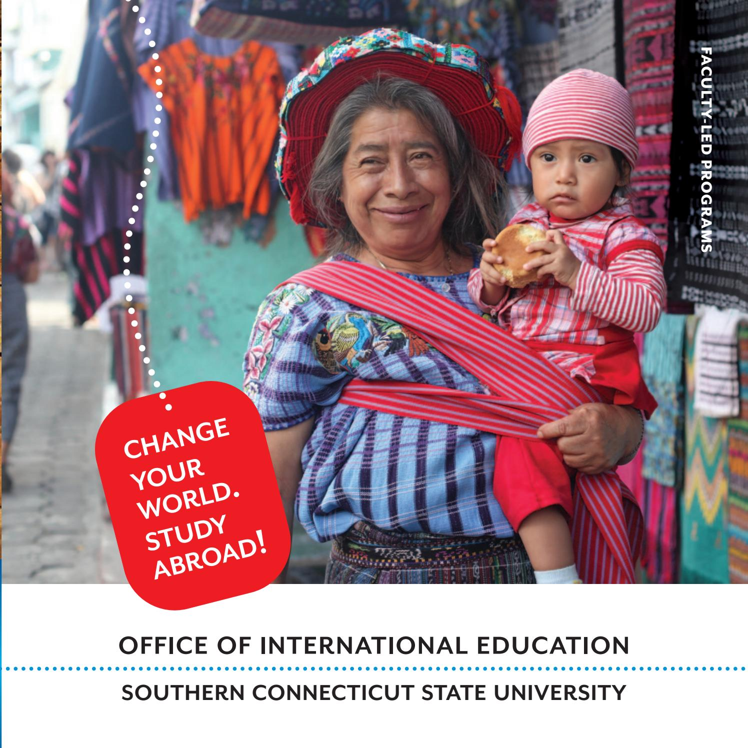 Office of International Education Faculty-led programs by Southern  Connecticut State University - issuu