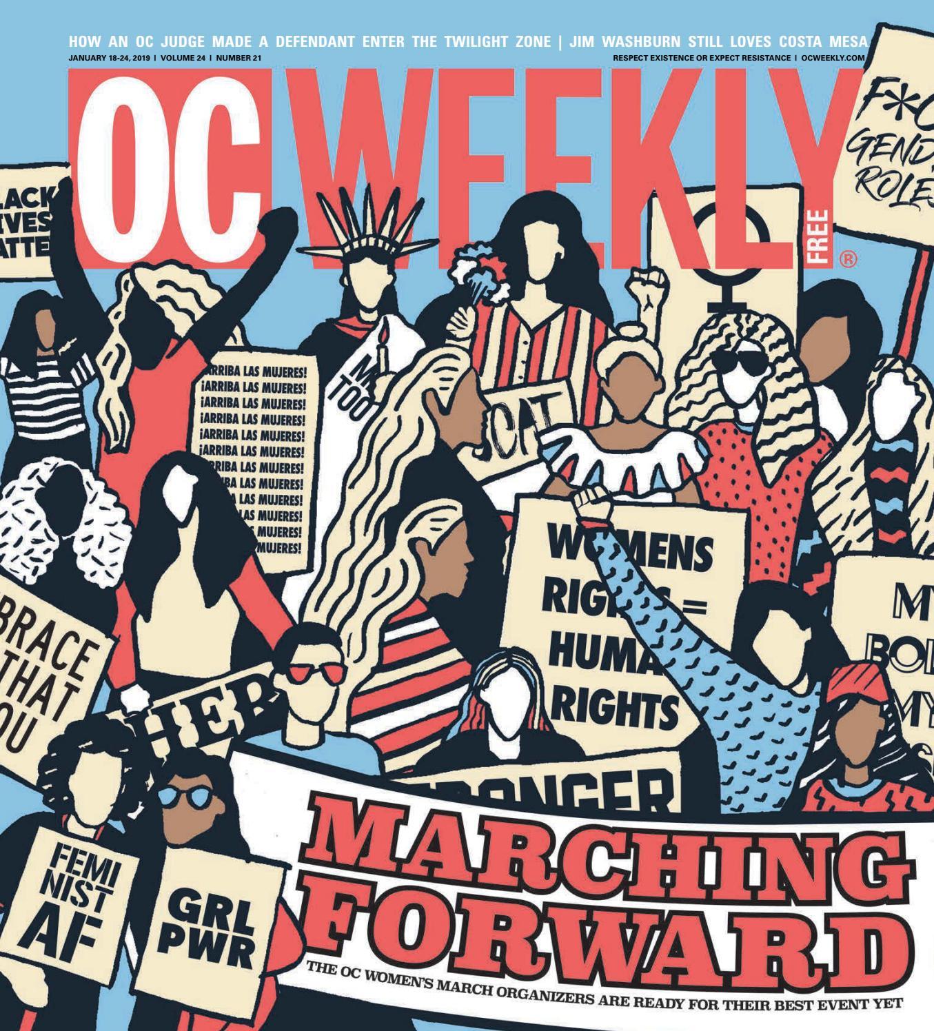 January 17, 2019 - OC Weekly