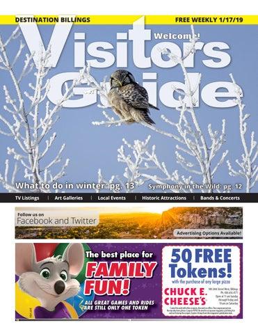 eba467256083e Welcome! Visitors Guide 19-01-17 by Welcome! Visitors Guide - issuu