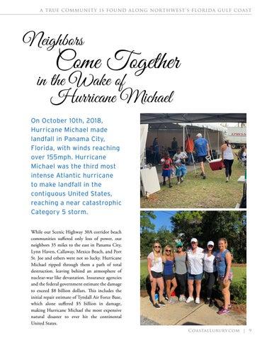 Page 11 of A True Community Is Found Along Northwest's Florida Gulf Coast