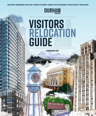 75a6b961b0 Durham Magazine s 2019 Visitors   Relocation Guide by Shannon Media ...