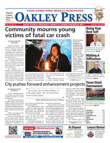 Oakley Press 01.18.19 by Brentwood Press   Publishing - issuu 6cf52a2015