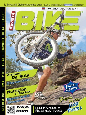 Calendario Mtb 2019 Costa Rica.Revista Bike Costa Rica Edicion No 12 By Revista Bike Costa