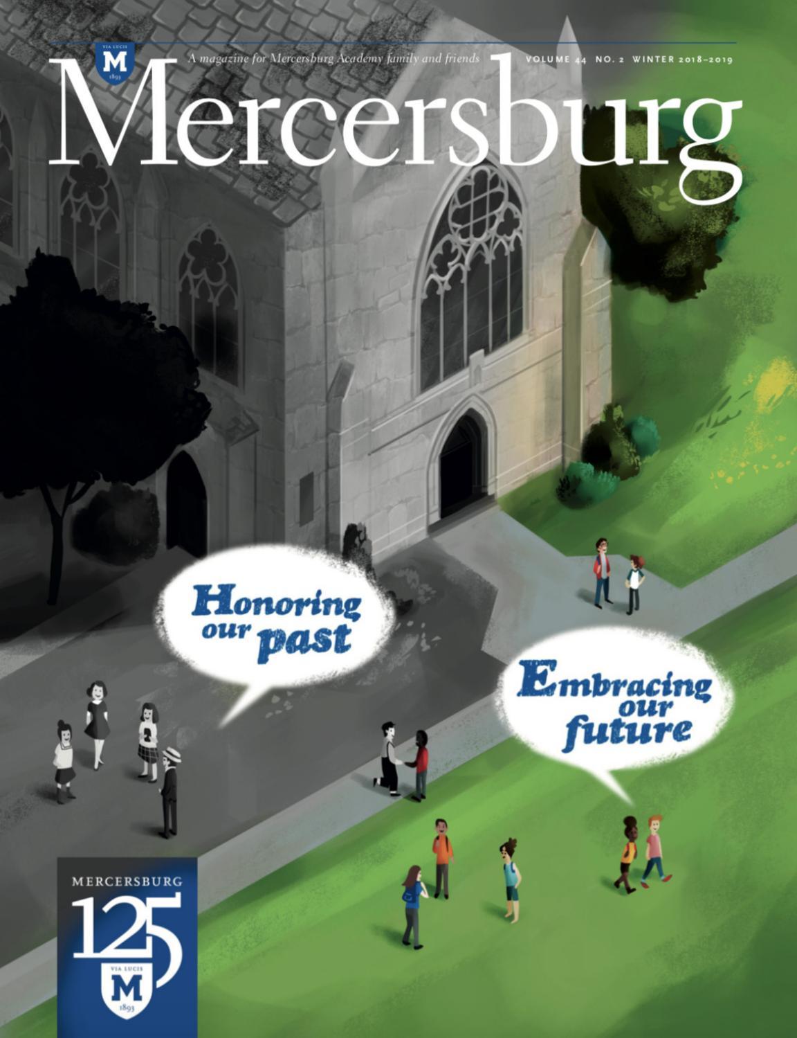 Mercersburg Magazine - Winter 2018/2019 by Mercersburg