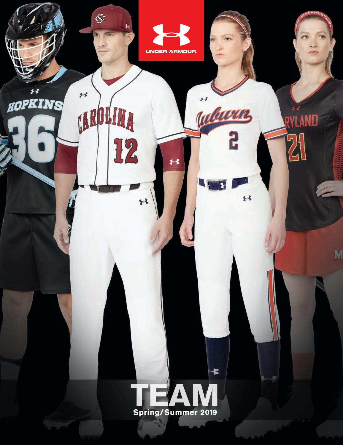 51407b0ff Under Armour Spring Summer 2019 by Team Connection - issuu