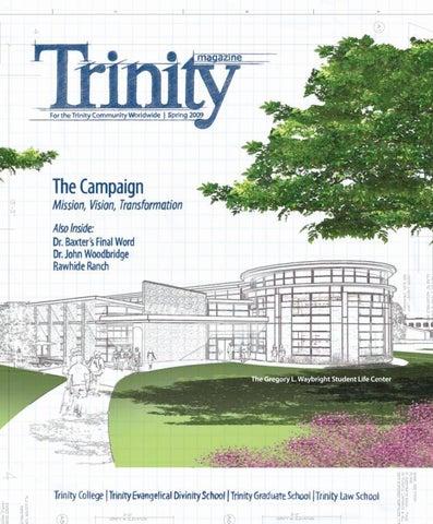 Trinity Magazine (spring '09) by Trinity International