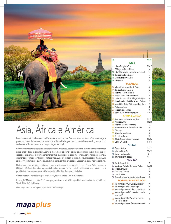 bdce8535170273 Ásia, África e América 2019-2020 by Gustavo Sapienza - issuu