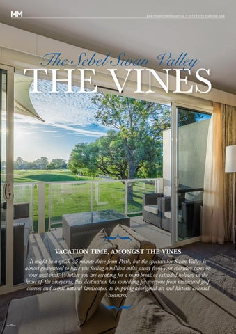 Page 46 of The Sebel Swan Valley's THE VINES