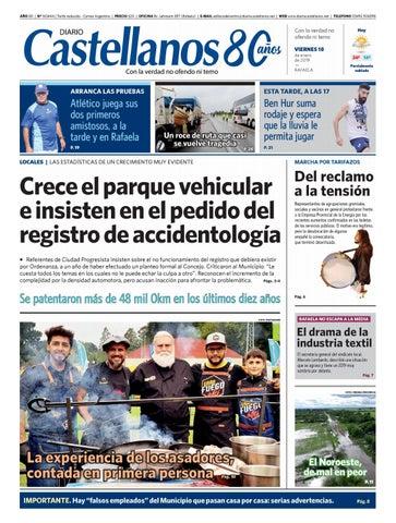 Diario Castellanos 18 01 19 by Diario Castellanos - issuu 0a2619cc744c4
