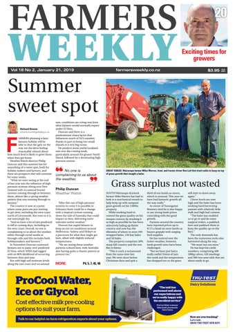 904e1c83b005b Farmers Weekly NZ January 21 2019 by Farmers Weekly NZ - issuu