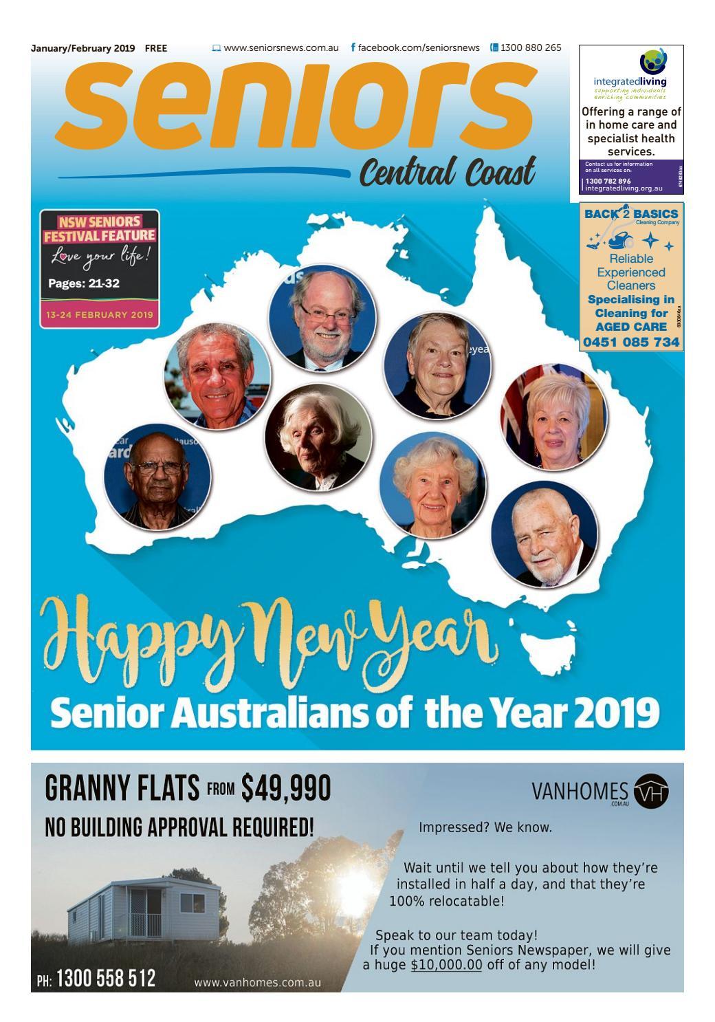 Central Coast, January 2019 by seniors - issuu